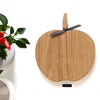 Wooden Apple Orchard Chopping Board - Hop & Peck