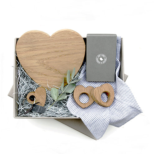 Breakfast Gift Box Hamper - for two!