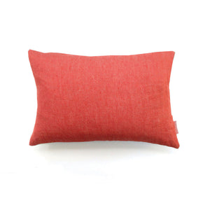 Colour pop Cushion - Coral & Turquoise