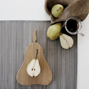 Pear Orchard chopping and serving Board