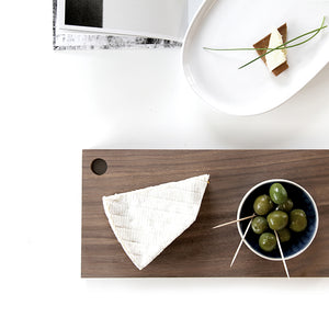 Small Rectangle Walnut Board