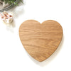 Heart Chopping Board (Large)