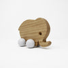 Mother Elephant Wooden Oak Toy