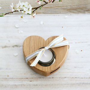 Heart Tealight Holder - Hop & Peck