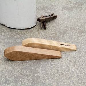 Door Wedges (pair) - Hop & Peck