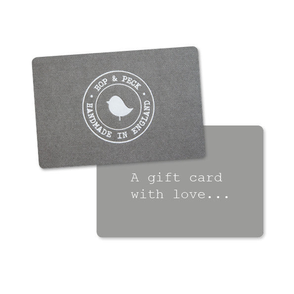 Gift Card - Hop & Peck