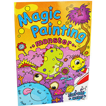 Magic Painting Monster