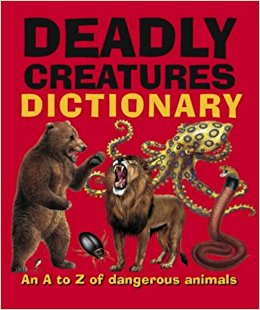 Deadly Creatures Dictionary