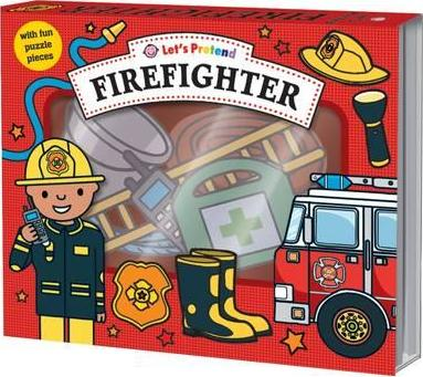 Let's Pretend Firefighter Set