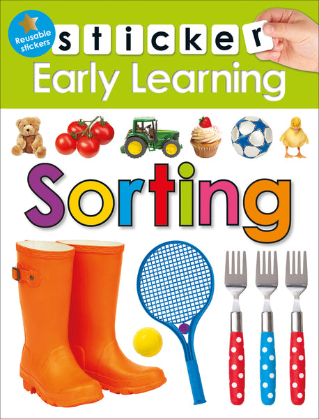 Sticker Early Learning