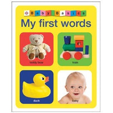 Baby Basics: My First Words