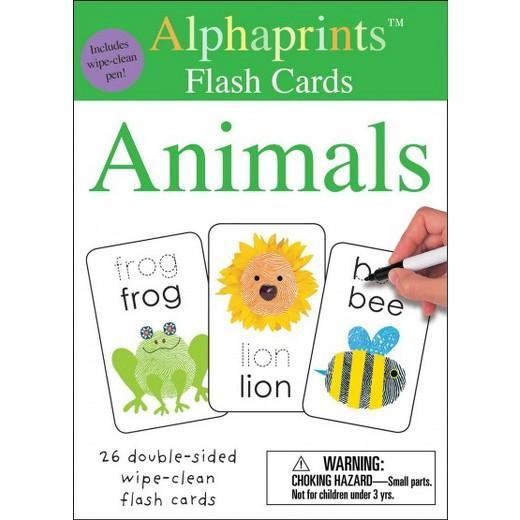 Alphaprint Flash Cards