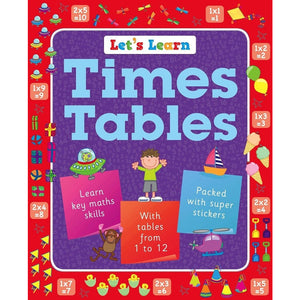 Lets Learn Times Tables