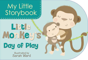 My Little Story Book Little Monkey