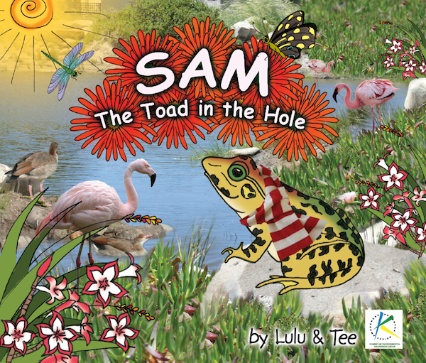 Sam The Toad In The Hole