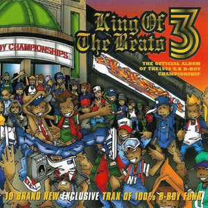 KING OF THE BEATS 3 - CD ALBUM