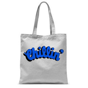 CHILLIN Sublimation Tote Bag