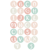 Alphabet dot set - Patterns