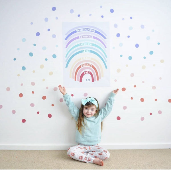 Dot sets - Rainbow