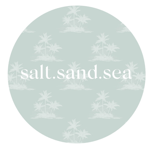 Salt.Sand.Sea  - decal.