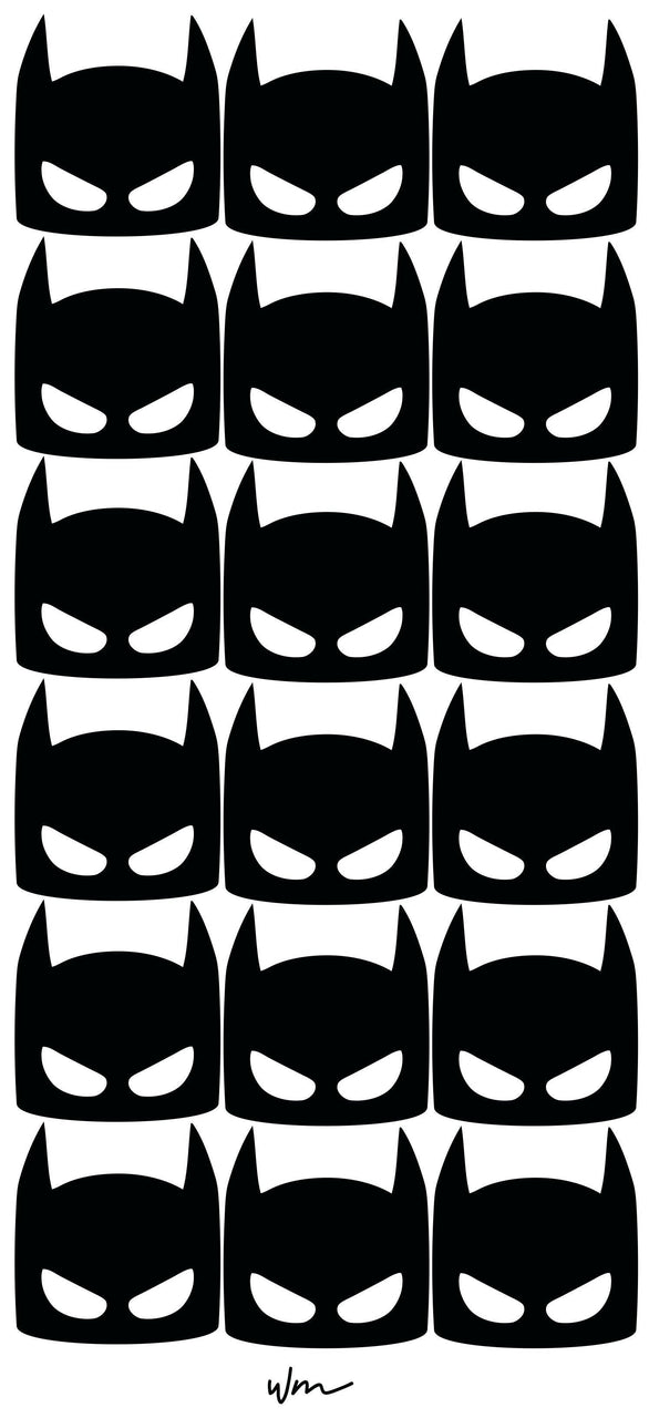 Little Hero Mask decal pack