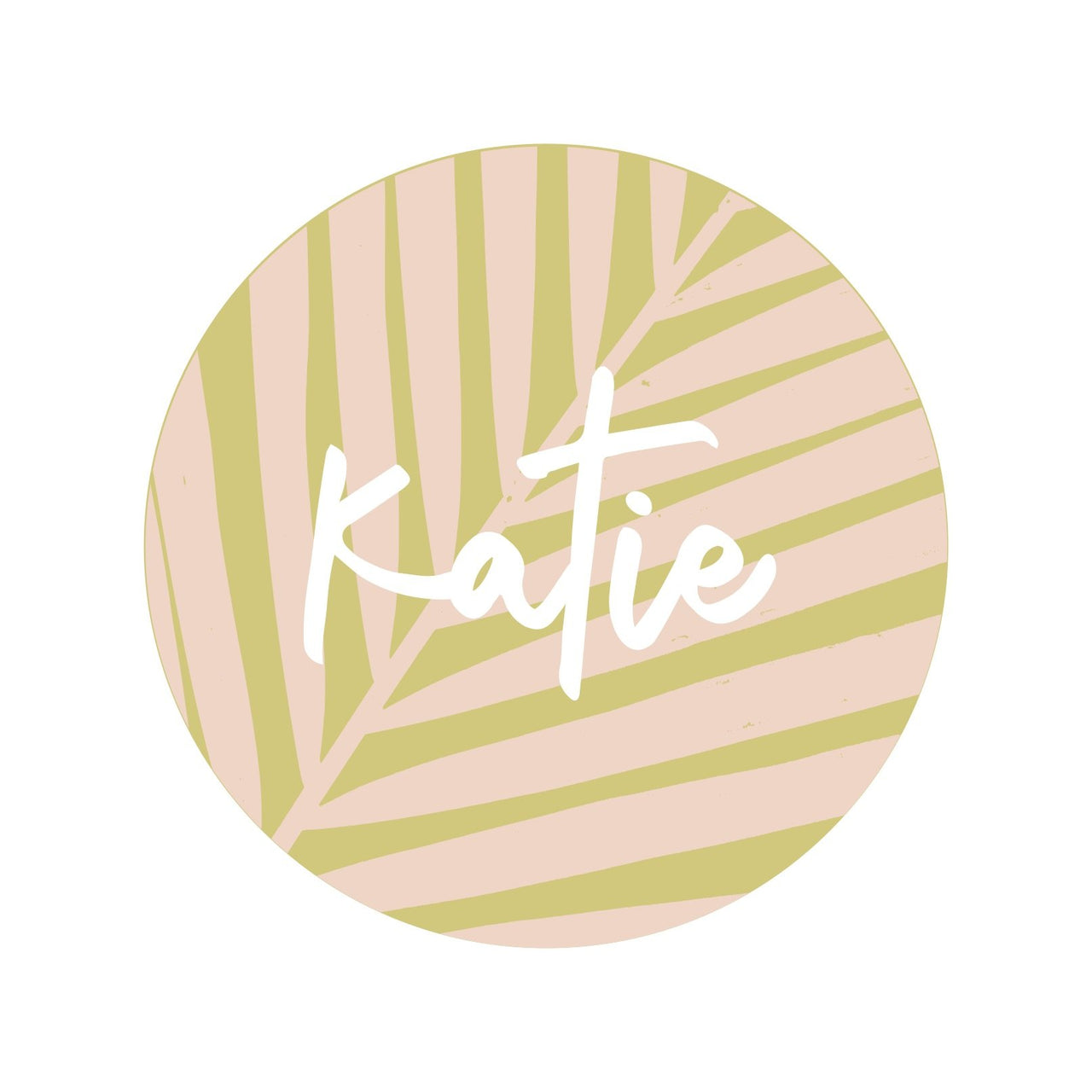 Name dots - Personalised