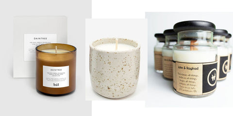 Candle collaborations