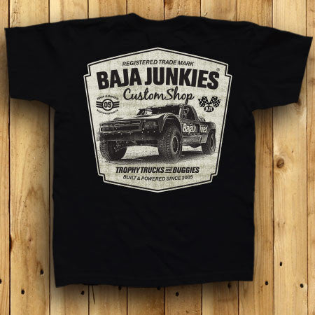 Baja Junkies Custom Shop