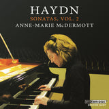 Anne-Marie McDermott: Haydn Sonatas, Vol. 2<br> BRIDGE 9497