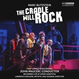 Marc Blitzstein: The Cradle Will Rock <br> BRIDGE 9511A/B