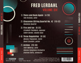 Fred Lerdahl, Vol. 6 <br> BRIDGE 9522