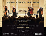 The Lark Quartet <br> A Farewell Celebration <br> BRIDGE 9524