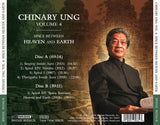 Chinary Ung, Vol. 4 <br> Two discs <br> BRIDGE 9533A/B