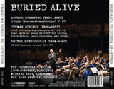 Buried Alive <br> The Orchestra Now, Leon Botstein <br> BRIDGE 9540