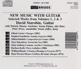 New Music with Guitar, Vol. 1-3 <br> David Starobin, guitar <BR> BRIDGE 9009