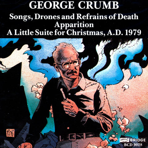 George Crumb Recordings on Bridge