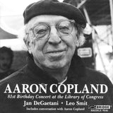 Aaron Copland <br> 81st Birthday Concert <BR> BRIDGE 9046