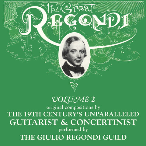 The Great Regondi, Vol. 2 <BR> BRIDGE 9055