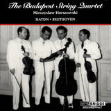 The Budapest String Quartet <br> Beethoven and Haydn Recital <BR> BRIDGE 9067