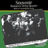 The Budapest String Quartet <br> Souvenir <BR> BRIDGE 9077
