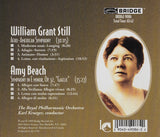 Music of Still and Beach <br> Royal Philharmonic Orchestra <BR> BRIDGE 9086
