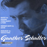 Music of Gunther Schuller <BR> BRIDGE 9093