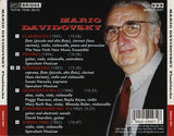Mario Davidovsky <br> Flashbacks <BR> BRIDGE 9097