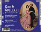 David Starobin: Sor and Giuliani <BR> BRIDGE 9107