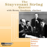 The Stuyvesant Quartet <br> Benny Goodman, clarinet <BR> BRIDGE 9137