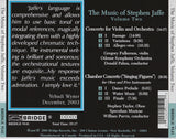 The Music of Stephen Jaffe <br> Vol. 2 <BR> BRIDGE 9141
