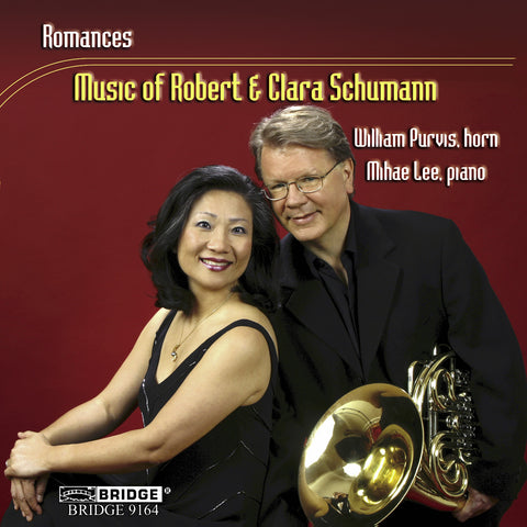 Clara and Robert Schumann: Romances <BR> BRIDGE 9164