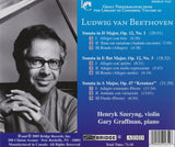 Henryk Szeryng <br> Beethoven: Sonatas for Violin and Piano <BR> BRIDGE 9165