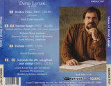 The Music of David Liptak <BR> BRIDGE 9167