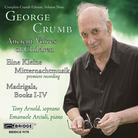 George Crumb Edition, Vol. 9 <BR> BRIDGE 9170
